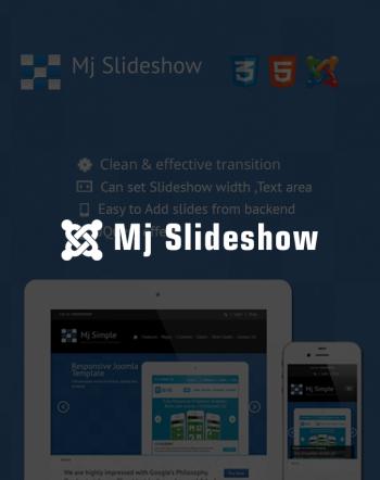 Responsive Slideshow Joomla Module